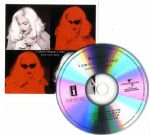 I DON'T SEARCH I FIND (HONEY DIJON REMIXES) - UNIVERSAL 4 TRACK PROMO CD